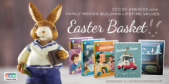 GIVEAWAY: Fill Your Easter Basket!